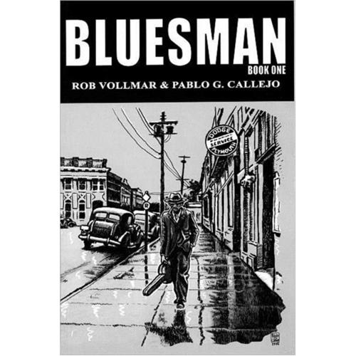 BLUESMAN VOL. 1 (Paperback)