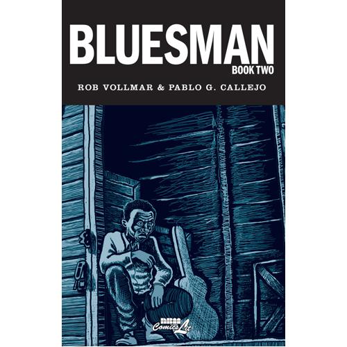 BLUESMAN VOL. 2 (Paperback)