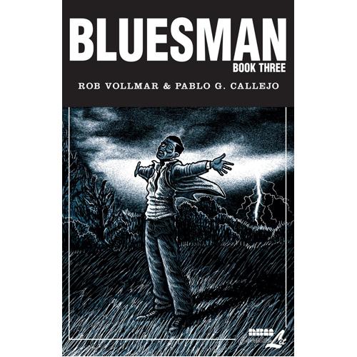 BLUESMAN VOL.3 (Paperback)