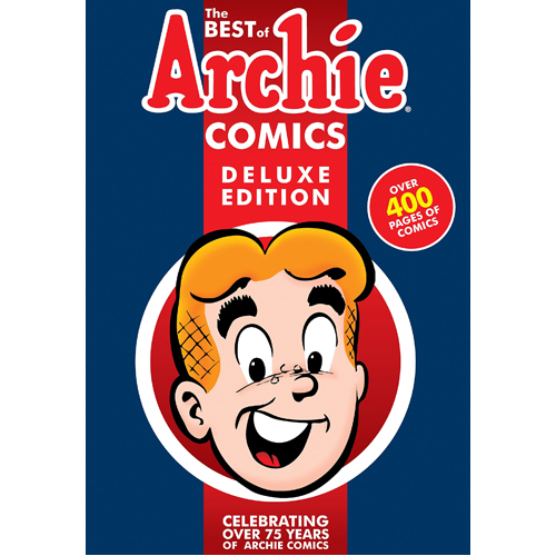 Best of Archie Comics, The Book 1 Deluxe Edition (Hardback)
