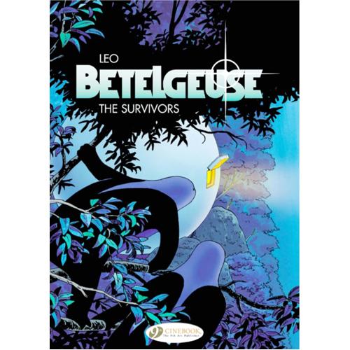 Betelgeuse Vol.1: The Survivors (Paperback)