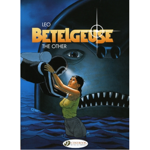 Betelgeuse Vol.3: The Other (Paperback)