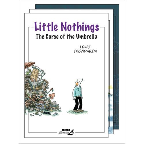 Bigger Nothings (Paperback)