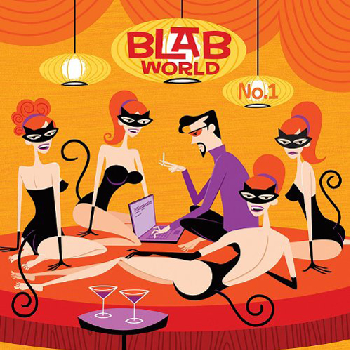 Blab World No.1 (Paperback)