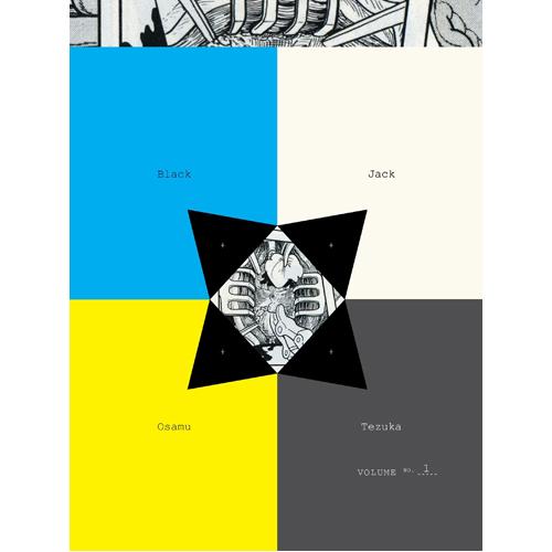 Black Jack Volume 1 (Paperback)