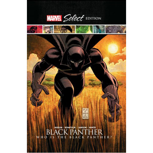 Black Panther: Who is the Black Panther? Marvel Select Edition (Hardback)
