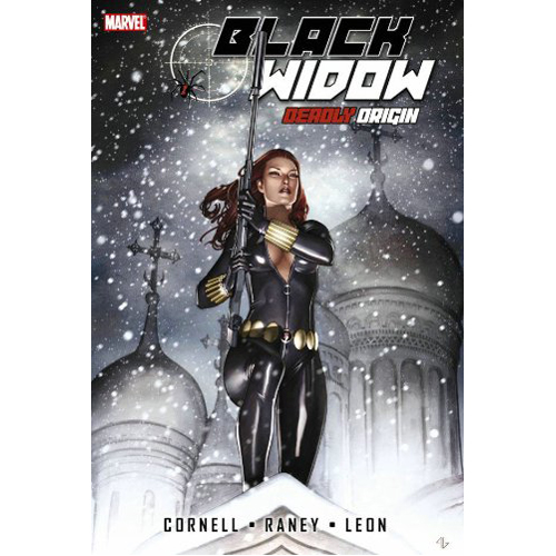 Black Widow: Deadly Origin (Hardback)