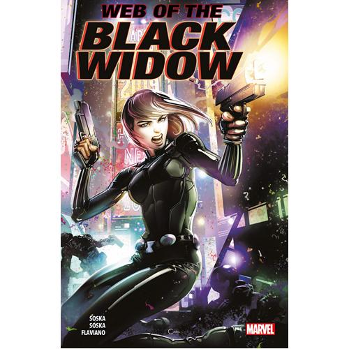 Black Widow: No Restraints Play (Paperback)
