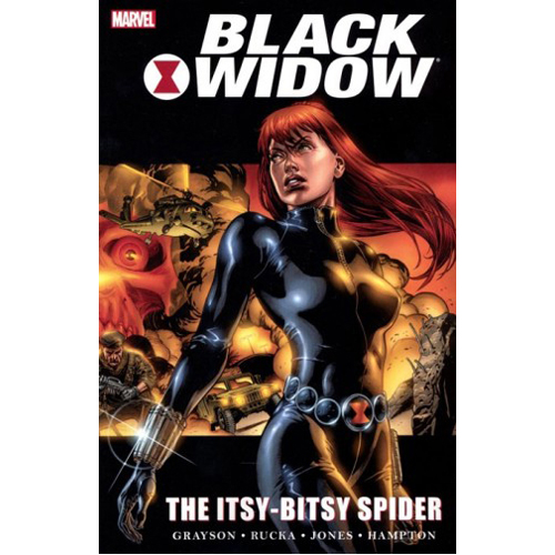Black Widow: The Itsy-Bitsy Spider (Paperback)