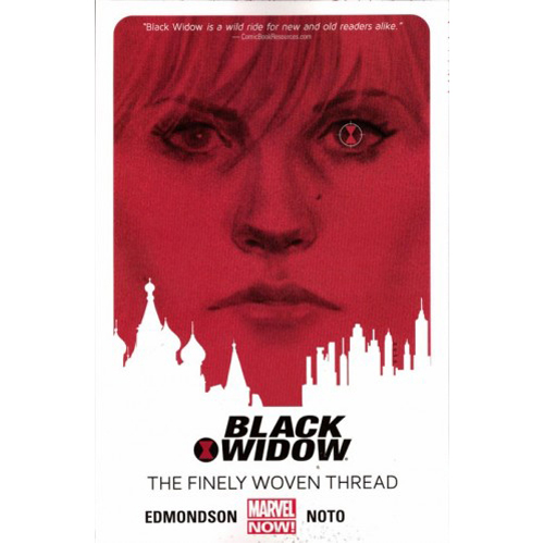 Black Widow Volume 1: The Finely Woven Thread (Paperback)