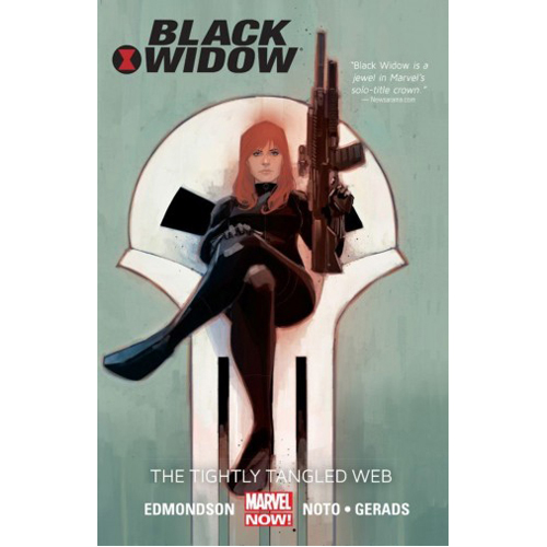 Black Widow Volume 2: The Tightly Tangled Web (Paperback)
