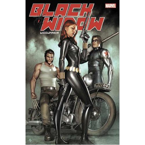 Black Widow: Widowmaker (Paperback)