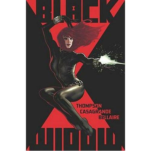 Black Widow by Kelly Thompson Vol. 1: The Ties That Bind (Paperback)