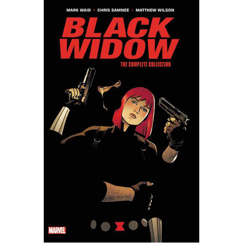 Black Widow by Waid & Samnee: The Complete Collection (Paperback)