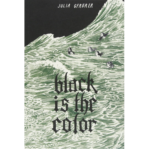 Black is the Color (Paperback)