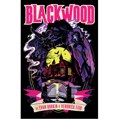 Blackwood (Paperback)