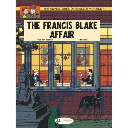 Blake & Mortimer Vol.4: The Francis Blake Affair (Paperback)
