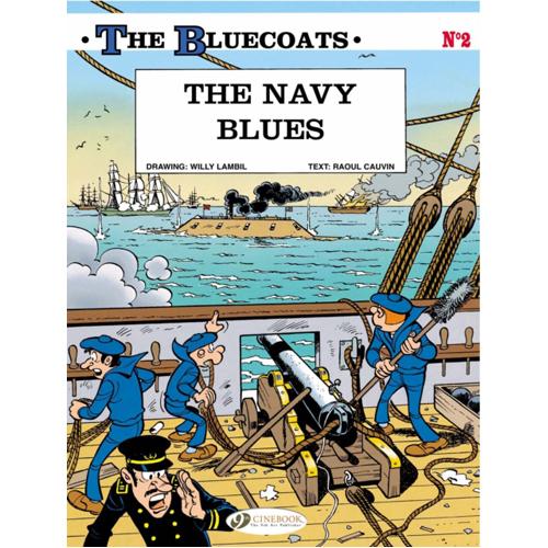Bluecoats, The Vol.2: The Navy Blues (Paperback)