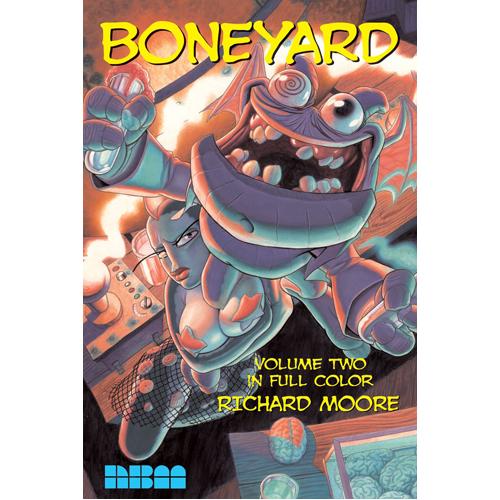 Boneyard in Color #2 (Paperback)