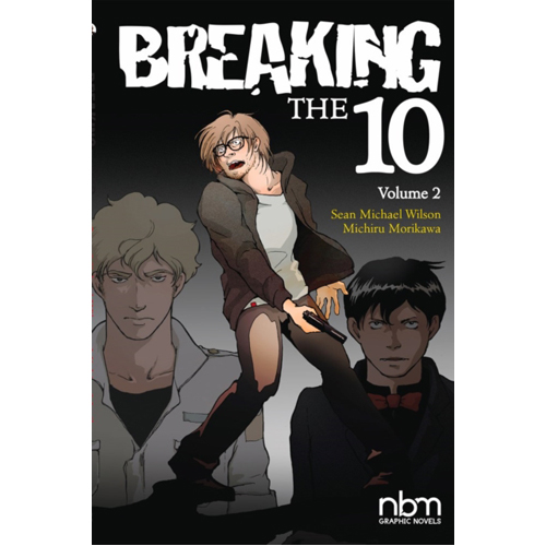 Breaking The Ten Vol.2 (Paperback)