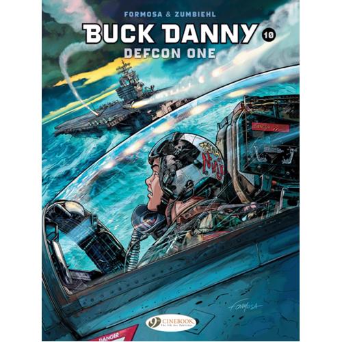 Buck Danny Vol. 10: Defcon One (Paperback)