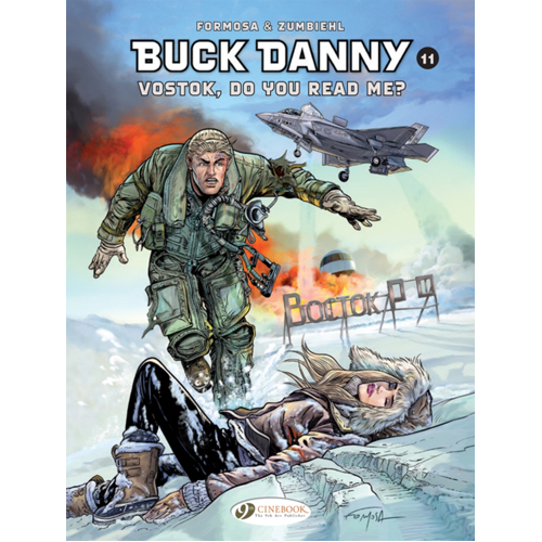Buck Danny Vol. 11: Do You Read Me? (Paperback)