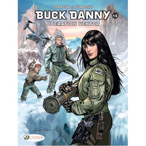 Buck Danny Vol. 12: Operation Vektor (Paperback)
