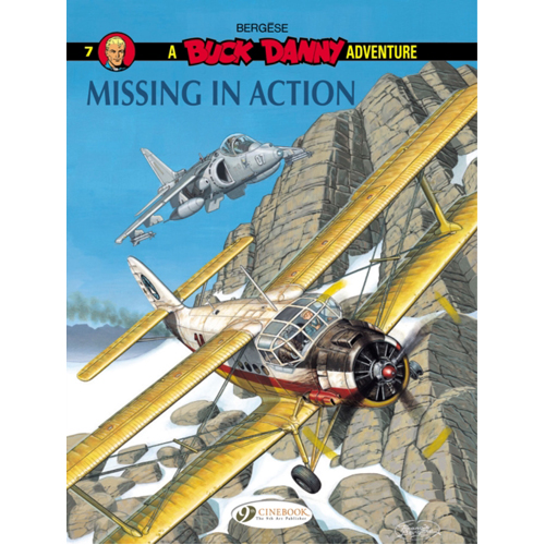 Buck Danny Vol.7: Missing in Action (Paperback)