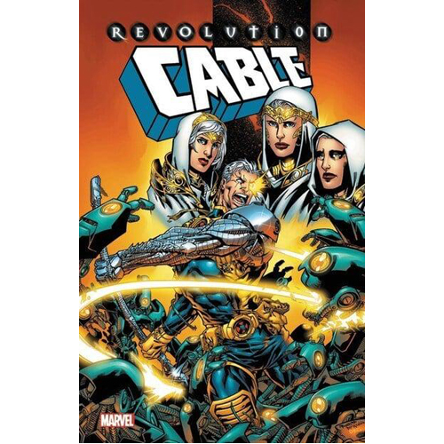 Cable: Revolution (Paperback)