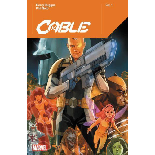 Cable Vol. 1 (Paperback)