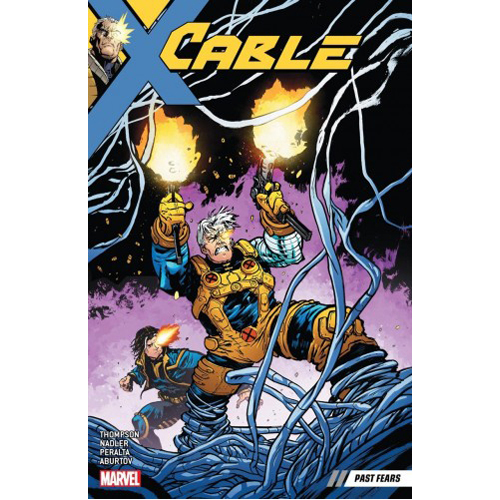 Cable Vol. 3: Past Fears (Paperback)