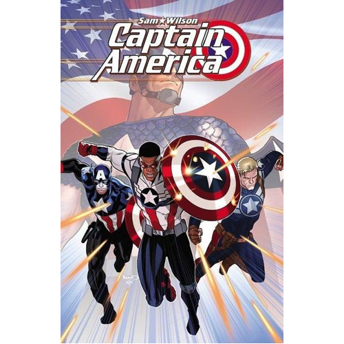 Captain America: Sam Wilson Vol. 2 - Standoff (Paperback)