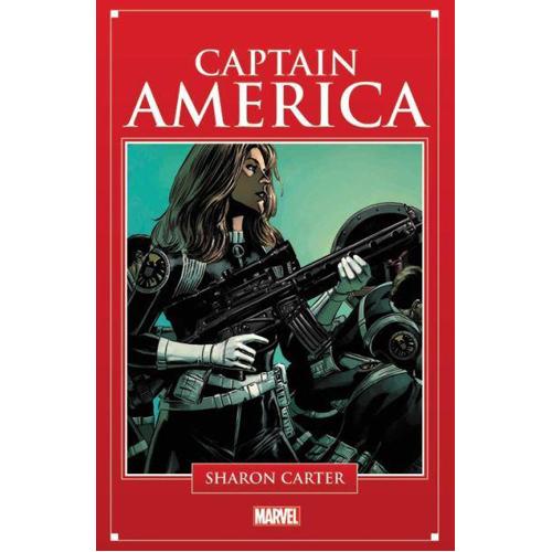 Captain America: Sharon Carter (Paperback)