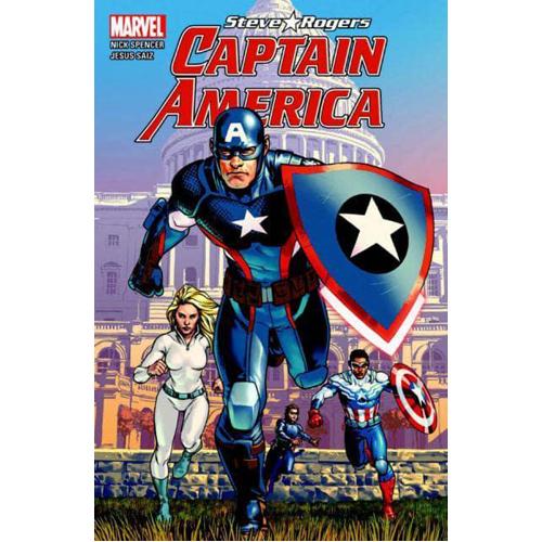 Captain America: Steve Rogers Vol. 1 (Paperback)