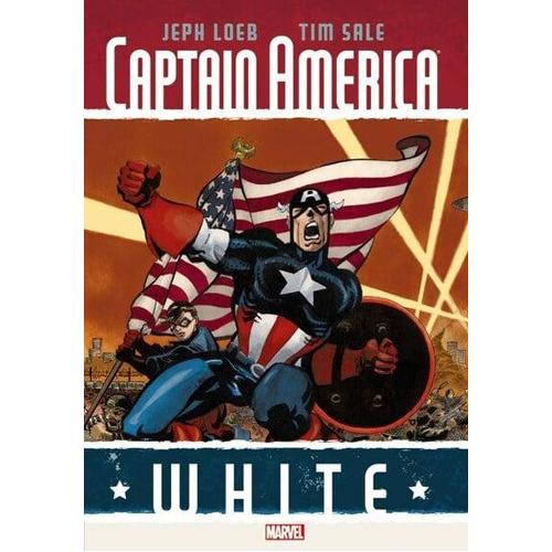 Captain America: White (Hardback)