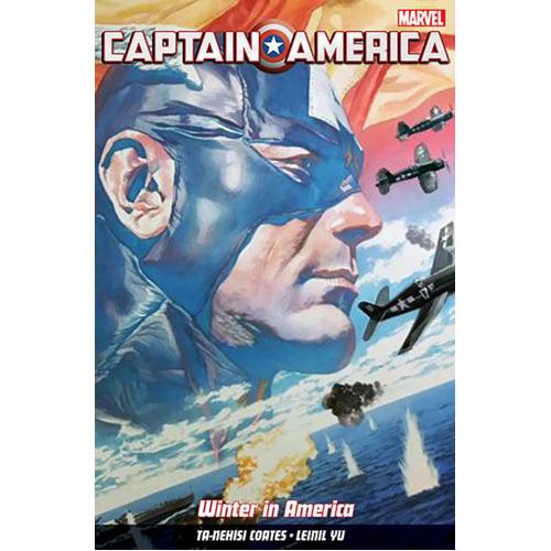 Captain America: Winter in America (Paperback)