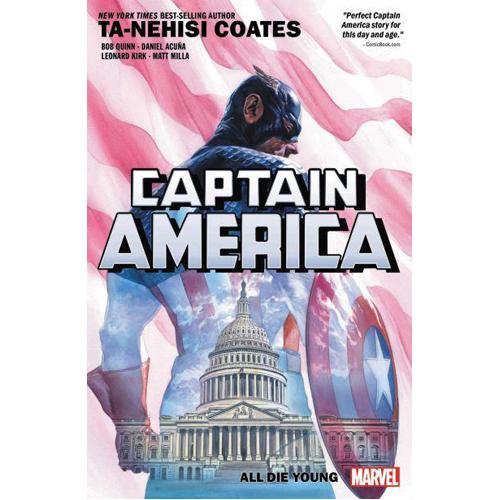 Captain America by Ta-Nehisi Coates Vol. 4 (Paperback)
