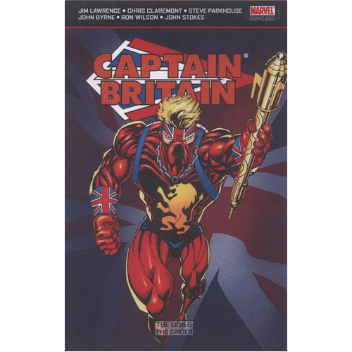 Captain Britain Vol.3: The Lion and the Spider (Paperback)