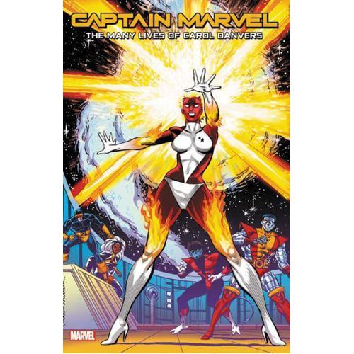 Captain Marvel: The Many Lives of Carol Danvers (Paperback)
