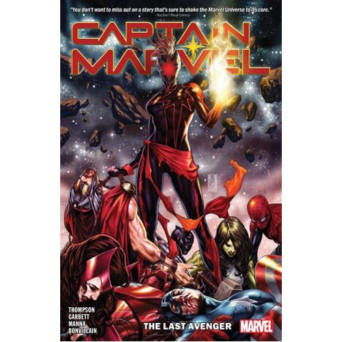 Captain Marvel Vol. 3: The Last Avenger (Paperback)