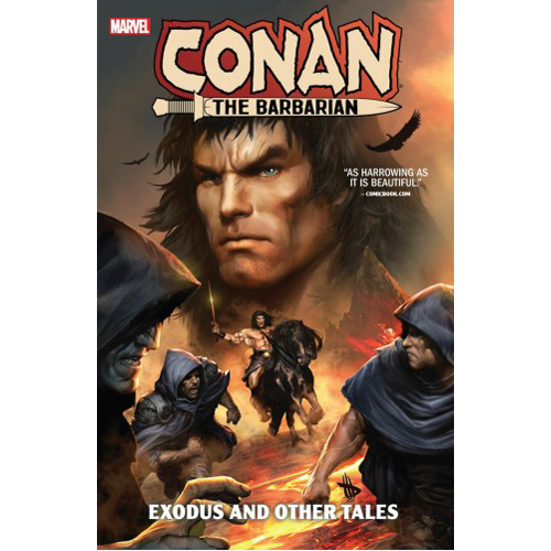 Conan: Exodus and Other Tales (Paperback)