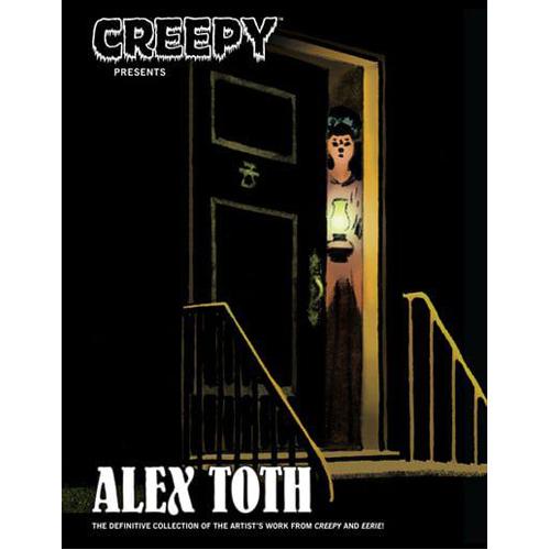 Creepy Presents Alex Toth (Hardback)