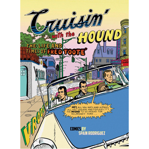 Cruisin' With the Hound (Paperback)