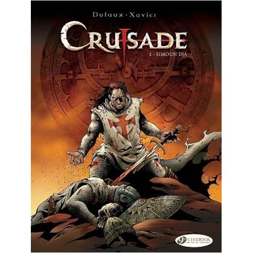 Crusade Vol.1: Simoun Dja (Paperback)