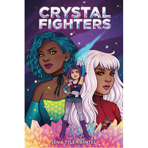 Crystal Fighters (Paperback)