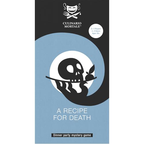 Culinario Mortale: A Recipe for Death