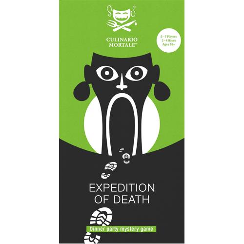 Culinario Mortale: Expedition of Death