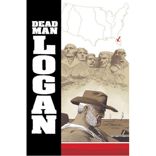 Dead Man Logan Vol. 2: Welcome Back, Logan (Paperback)