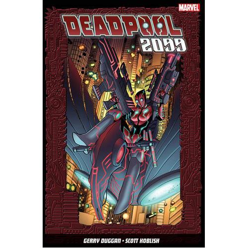 Deadpool 2099 (Paperback)