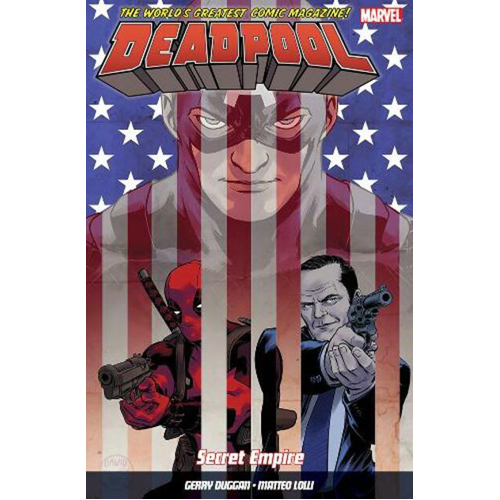 Deadpool: World's Greatest Vol. 10: Secret Empire (Paperback)